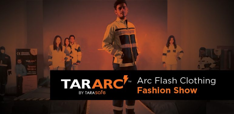 TarArc Arc Flash Clothing Fashion Show at ABB