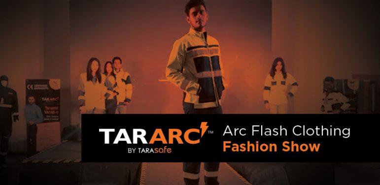 TarArc Arc Flash Clothing Fashion Show at ABB