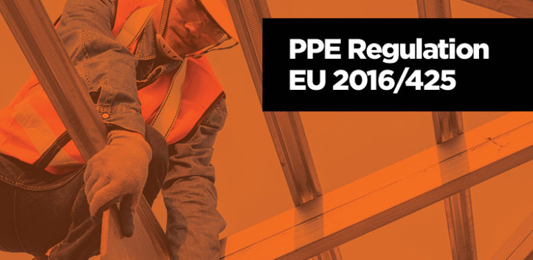 PPE Regulation EU 2016/425