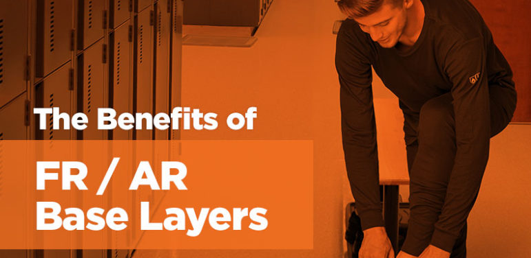 Benefits of Flame Resistant Base Layers